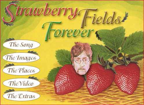 Absolute Elsewhere: Strawberry Fields Forever: The Beatles, John Lennon
