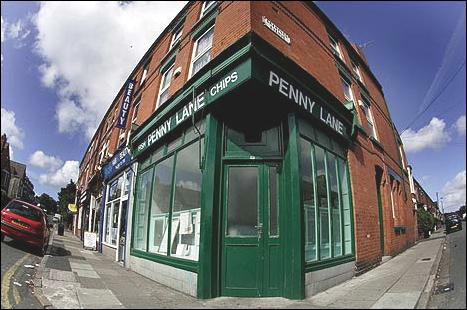 absolute elsewhere the spirit of john lennon penny lane