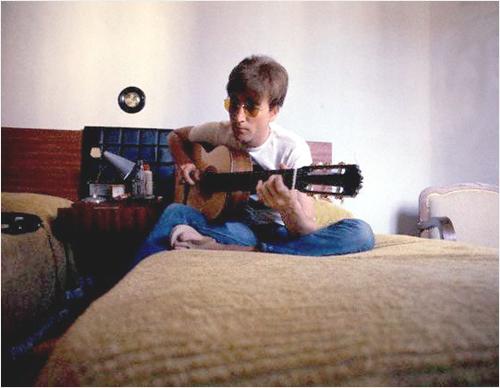 Absolute Elsewhere John Lennon In Spain Strawberry Fields Forever